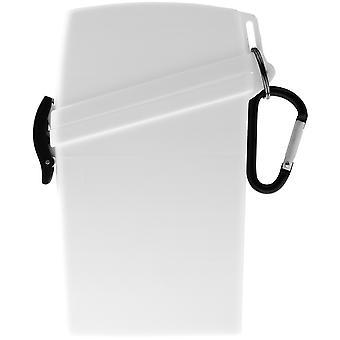 Witz Smartphone Locker II Lightweight Waterproof Sport Case - White