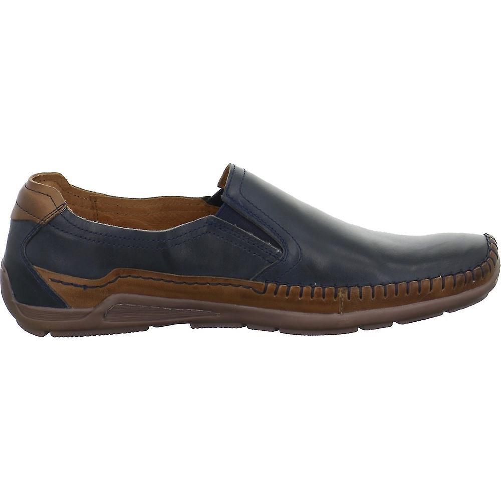 Pikolinos Azorene 06H3128bluecuero universell hele året menn sko