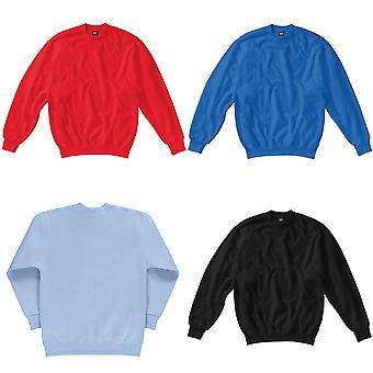 SG Kids/Childrens Crew Neck Sweatshirt Top (Pack of 2)