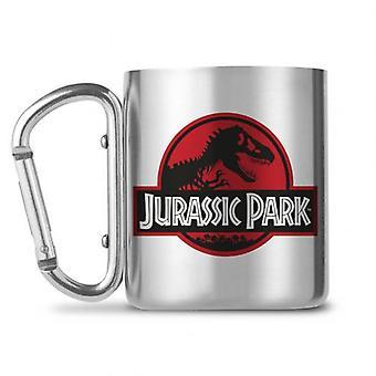 Jurassic Park Carabiner Mok