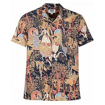 Ymc Hawaiian Malik Shirt