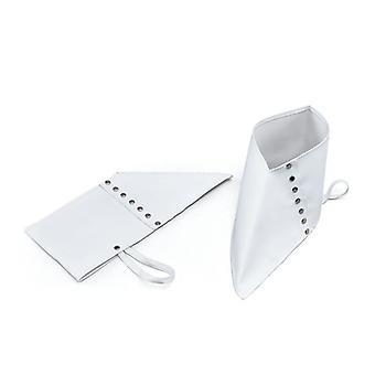 Spats (White)