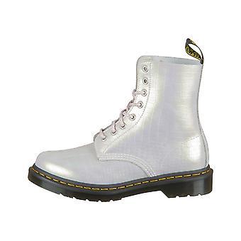 Dr. Martens 1460 Pascal Rosa Iridescent Croc 25724650 zapatos universales para mujer todo el año