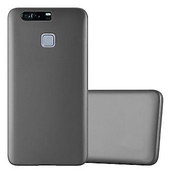 Futerał Cadorabo do obudowy Huawei P9 PLUS - Elastyczna silikonowa obudowa na telefon TPU - silikonowa obudowa ochronna Ultra Slim Soft Back Cover Case Bumper