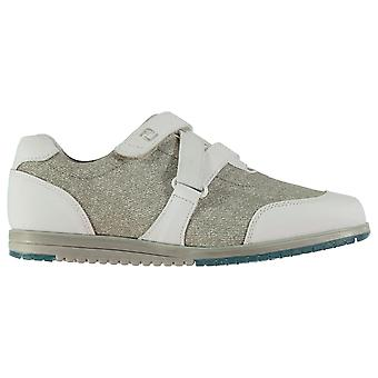Ashworth Womens Ladies Cardiff ADC Golf Shoes Spikeless Lace Up Sports Trainers
