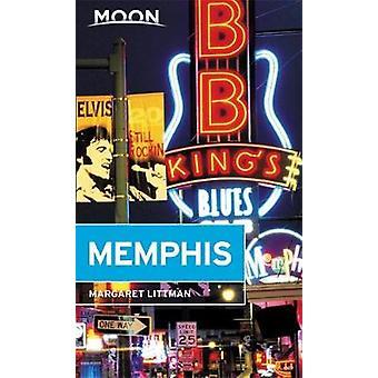 Moon Memphis (Second Edition) by Margaret Littman - 9781640491298 Book