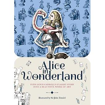 Paperscapes - Alice in Wonderland - Turn Lewis Carroll's classic story