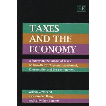 Taxes and the Economy - A Survey on the Impact of Taxes on Growth - Em