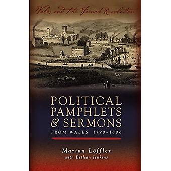 Political Pamphlets and Sermons from Wales 1790-1806 (University of Wales Press - Wales and the French Revolution)