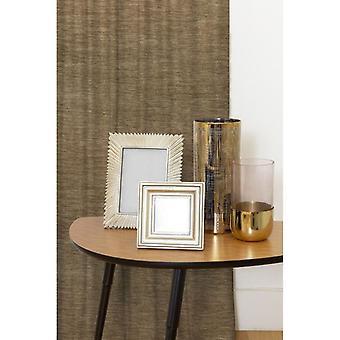 McAlister têxteis planície chenille taupe bege cortinas