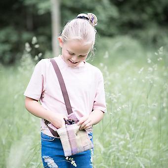 Imogen Children's handbag Gargrave Lilac.