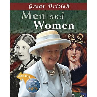 Great British Men and Women by Claire Throp