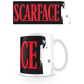 Caneca do logotipo do Scarface