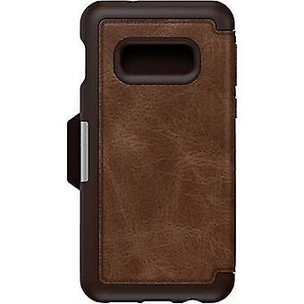 Otterbox Strada Folio Booklet Samsung Galaxy S10e Brown