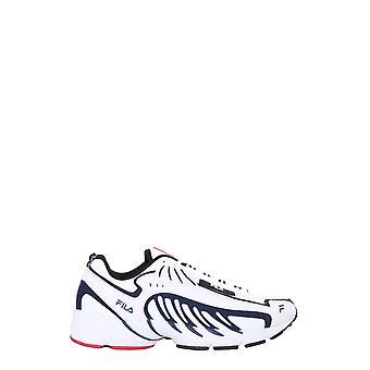 Msgm 2840ms0126f29901 Mænd's Hvide Læder Sneakers