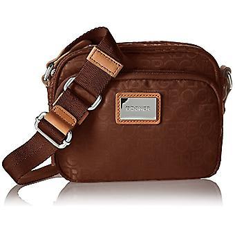 Bogner Habana - Donna Braun (Brown Sugar) 7.5x14x18cm (B x H T) shoulder bags