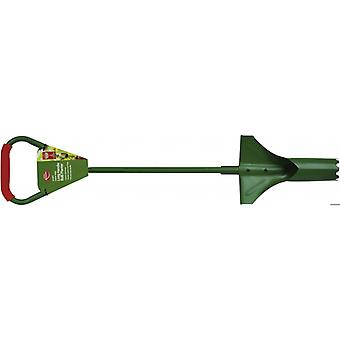 Ambassador Carbon Steel Long Handle Bulb Planter