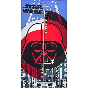 Star wars boys towel darth vader