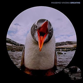 Vivona*Massimo - Breathe [CD] USA import