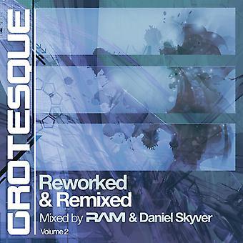 Ram Skyver & Daniel - Grotesque Reworked & Remixed 2 [CD] USA import