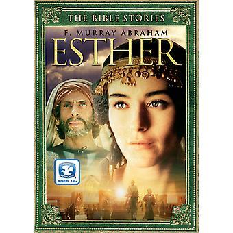 Bijbelverhalen: Esther [DVD] USA importeren