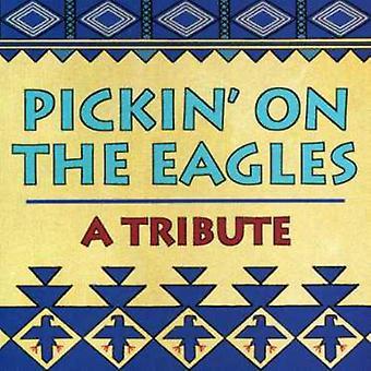 Pickin' on Eagles - Pickin' on Eagles [CD] USA import