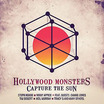 Hollywood Monsters - Capture the Sun [CD] USA import