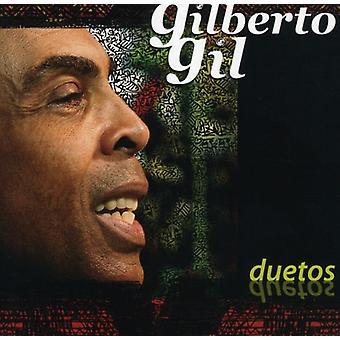 Gilberto Gil - Duetos [CD] USA import