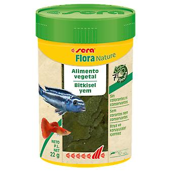 Sera Flora Nature (Fish , Food , Warm Water)