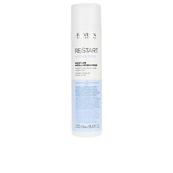 Revlon Re-start Hydratatie Shampoo 1000 Ml Unisex