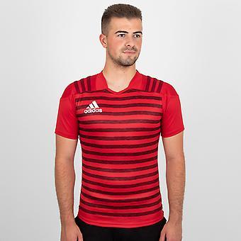 أديداس الركبي النسخة المتماثلة قميص الرجال