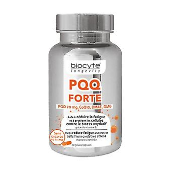 Strong pqq 30 capsules