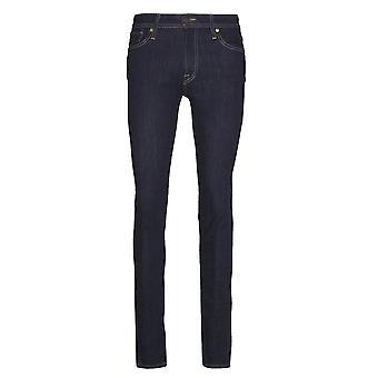 Jack Jones 6852 Jjiliam Original Skinny Fit Denim Jean - Blue