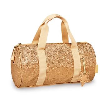 Sparkalicious Gold Duffle (Small)