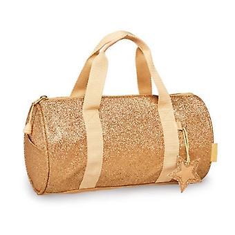 Sparkalicious Gold Duffle (klein)