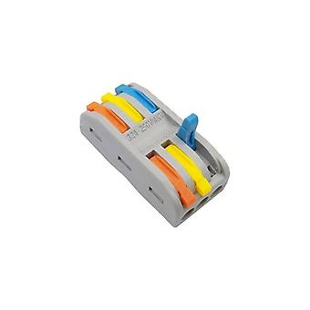 Compact Wire Connector-universal Terminal Block, Threader Splitter