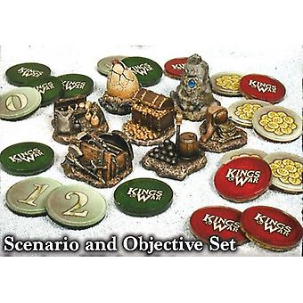 Kings of War 3rd Edition Scenario & Objective Set
