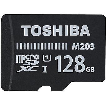 Toshiba 128GB MicroSD-kaart (THN-M203K1280EA)