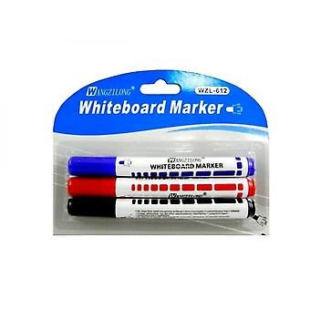 Whiteboard Pennor (3-Pack)