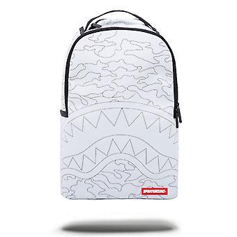 Sprayground DIY Shark Backpack