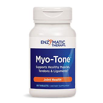 Enzymatic Therapy Myo-Tone, 80 Tabs