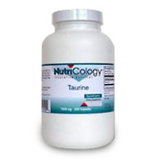 Nutricology/ Allergy Research Group Taurine, 1000 Mg, 250 Caps