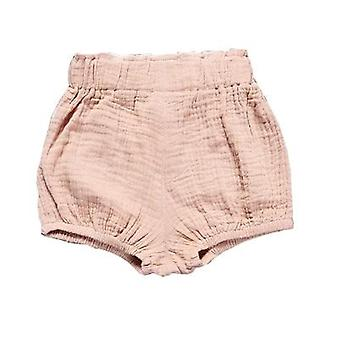 Cute Diaper Cover Panties - Elastic Cotton Bread Pants (set-2)