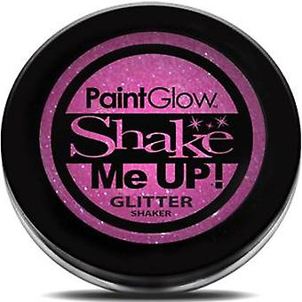 PaintGlow Neon Uv Glitter Shaker - Candy Pink - 5g