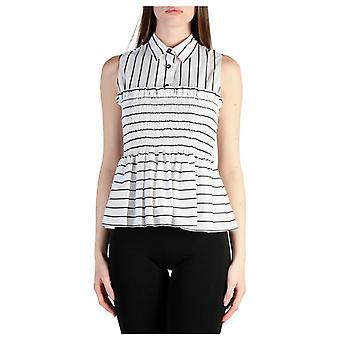 Pinko - 1g130v - dames's mouwloos shirt