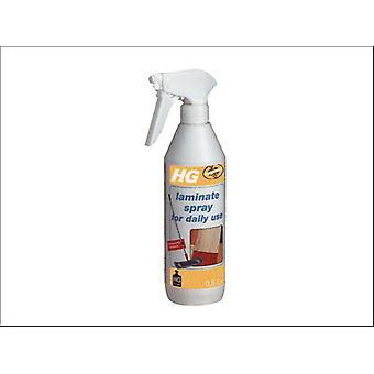 HG 71 Laminaatti Päivittäinen Spray 500ml
