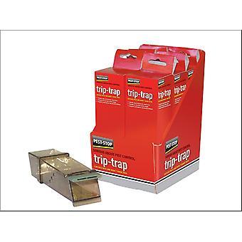 Pest Stop Trip-trap Mousetrap PSTTB