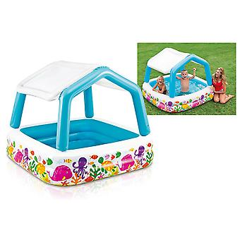 Kandy Toys Sun Shade Pool 62 x 62 x 48in TY6197/57470