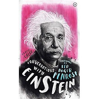 Conversations with Einstein:� A Fictional Dialogue Based� on Biographical Facts