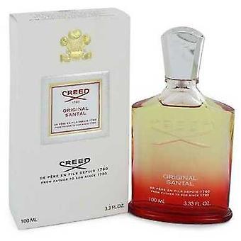 Original Santal By Creed Eau De Parfum Spray 3.3 Oz (men) V728-543223
